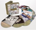 THE COMPLETE STUDIO ALBUMS (1983-2008) - CD ALBUM BOX SET